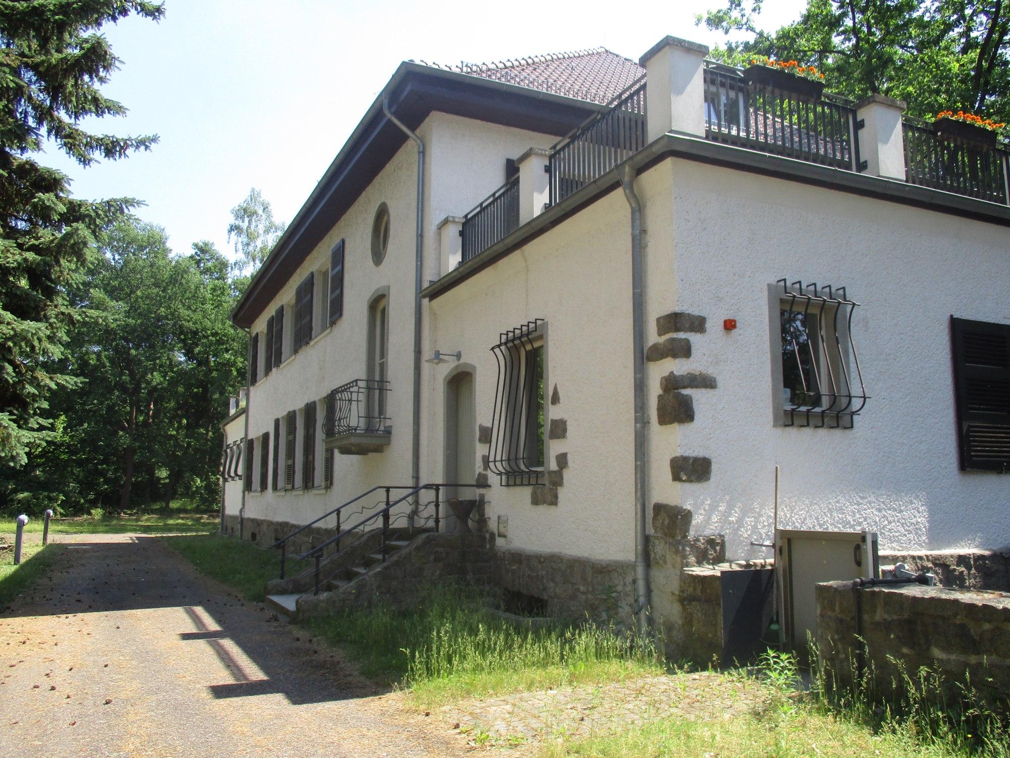 Theodor Eicke Villa